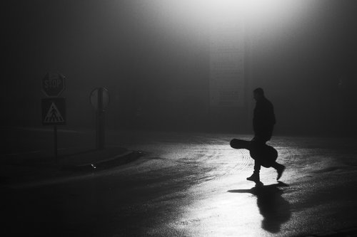 djolum ..on the edge of the night....