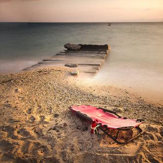 djolum on the beach