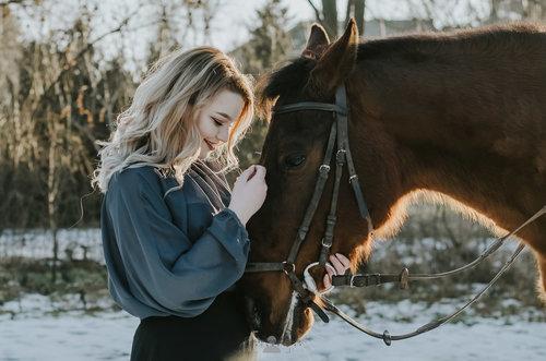 doroteas Devojka sa konjem