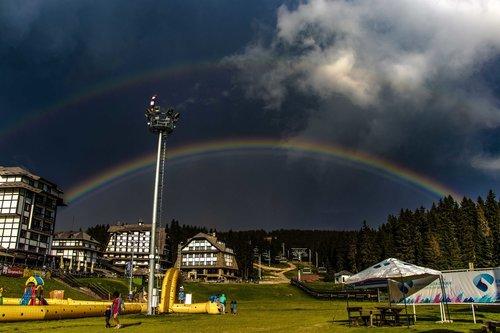 dragan rainbow