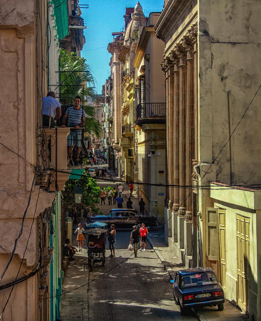 Kuba street