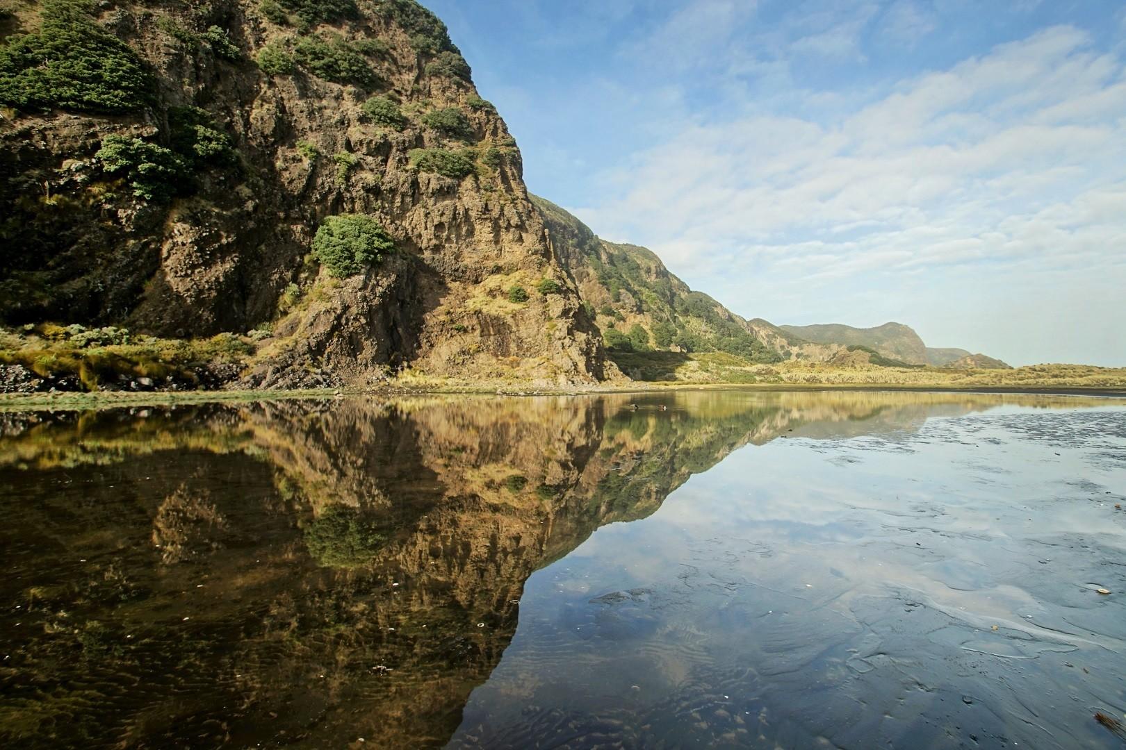 Karekare Cliffs