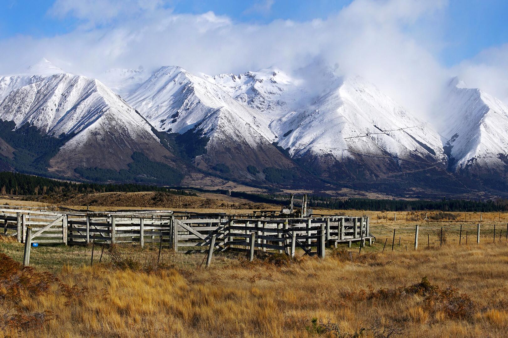 Ohau Range