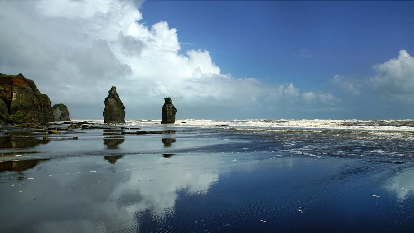 Taranaki Coast