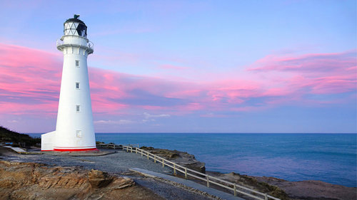 dragannz Castle Point Lighthouse