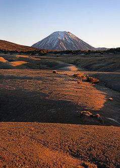 dragannz Jutro na vulkanskom platou..