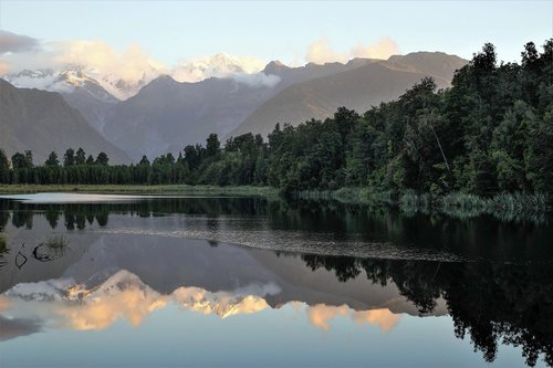 dragannz Lake Matheson
