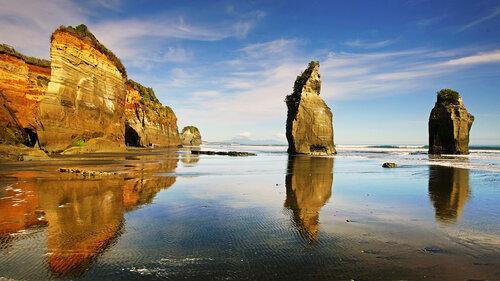 dragannz Obala Tasmanovog mora, Novi Zealand
