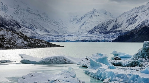 dragannz Tasman Glacier Lake