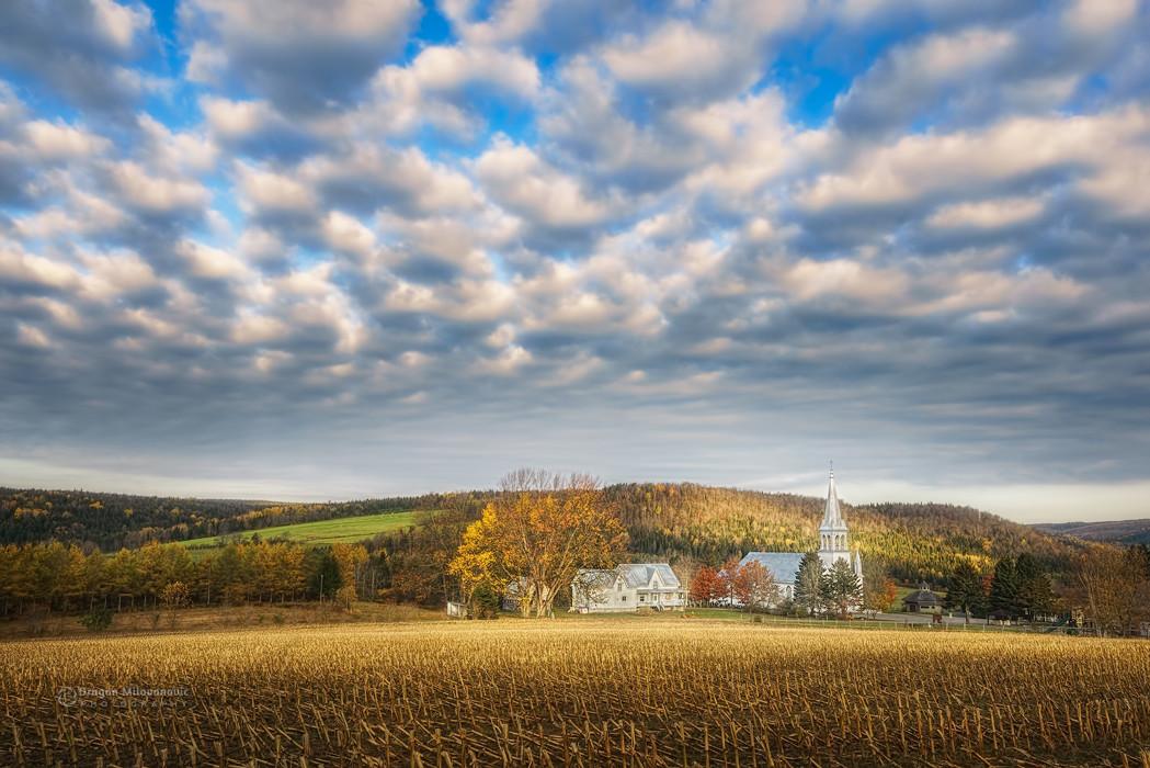 Jesen u Estriju