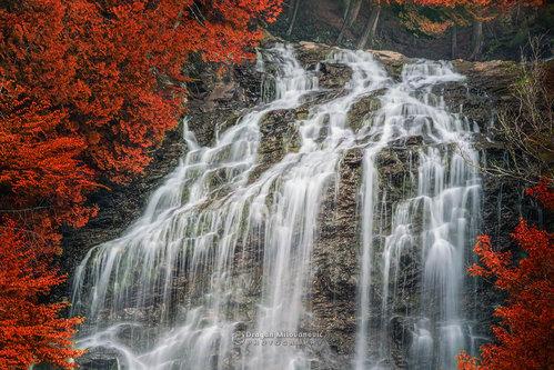 dramil Beaver Brook Falls