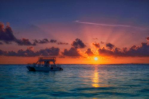 dramil Suton nad okeanom