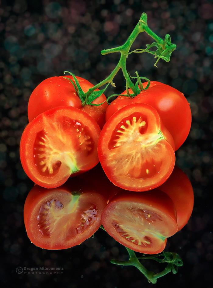 Ala volim paradajz...