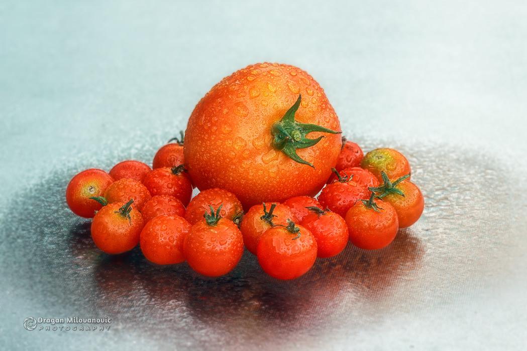 Ala volim paradajz... II