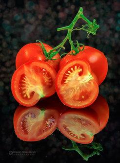 dramil Ala volim paradajz...