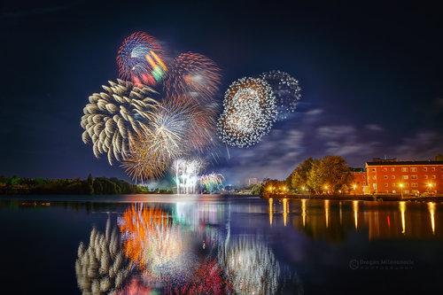 dramil Fireworks