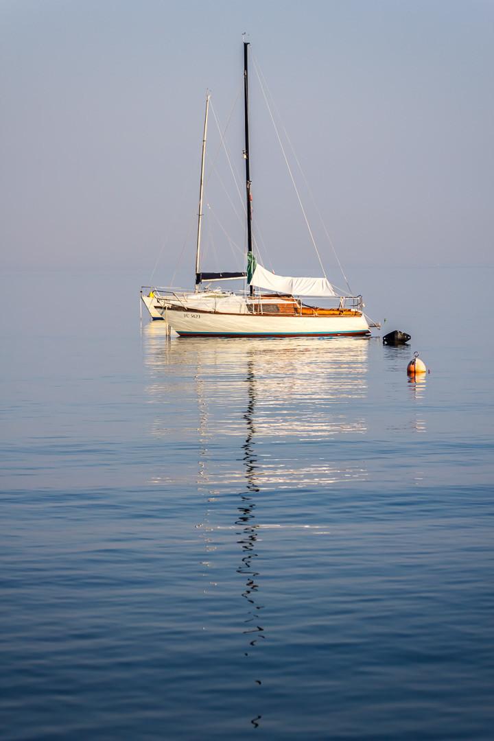 Na vodi: popodne