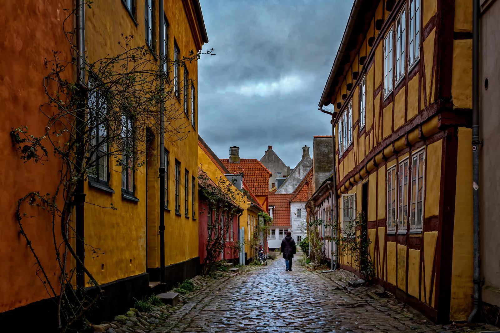 Ulica iz 1600. godine