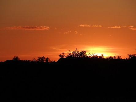entropija Zalazak sunca