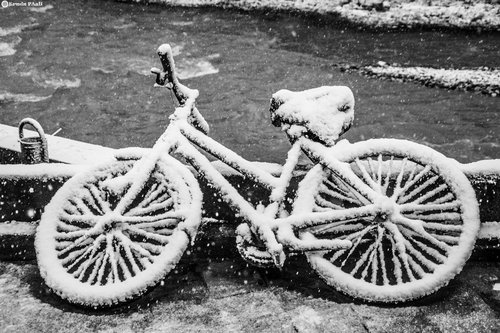 ermin1988 Snow Bike