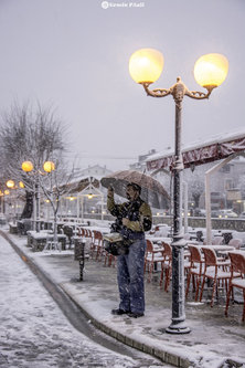 ermin1988 Ulicni fotograf u akciji - Prizren
