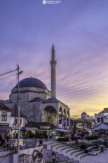 ermin1988 Zalazak Sunca  u Prizrenu