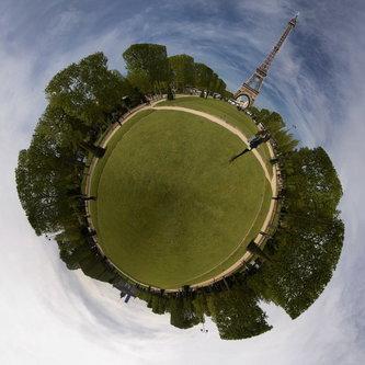felixthecat6 Planet Eiffel