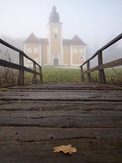 felixthecat6 Foggy Castle