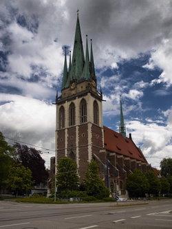 felixthecat6 St. Georg Kirche