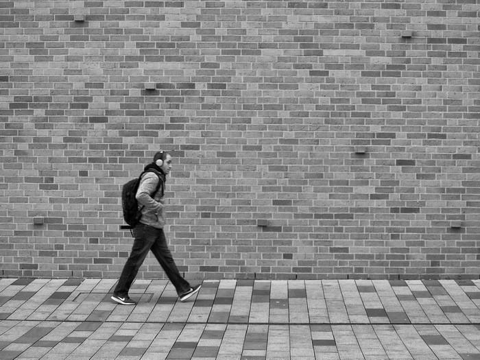 Brick by Brick, Step by Step