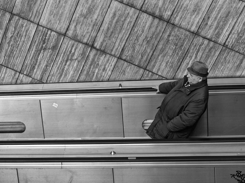 the Way of the Escalator