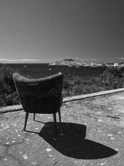 felixthecat6 A Chair with a View