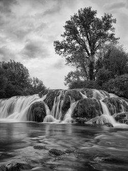 felixthecat6 Dark Waterfall