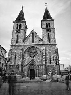 felixthecat6 Sarajevska katedrala