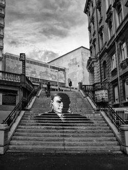 felixthecat6 Stairway Art