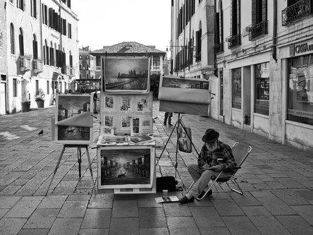 felixthecat6 Venice Artist
