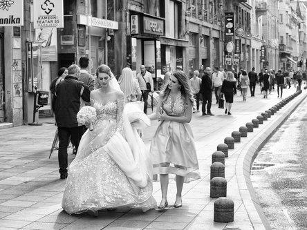 felixthecat6 Wedding Day Walk