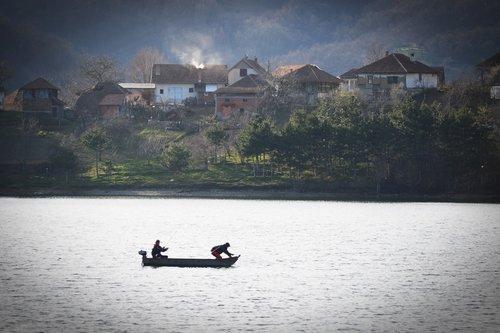 fotogaga jezero Celije