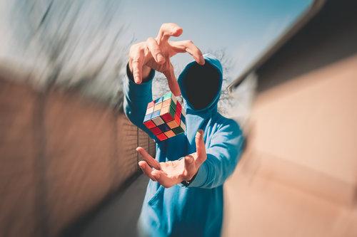freetimephoto Rubik