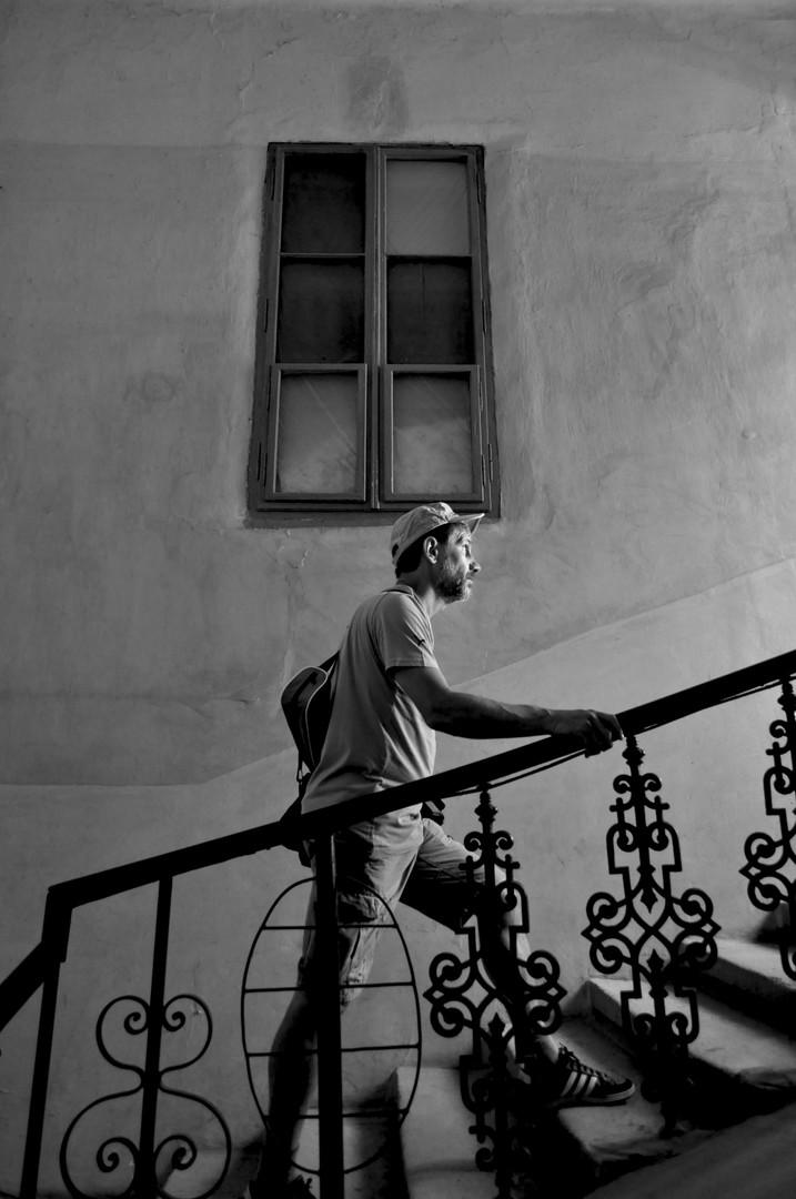 stepenicarenje...