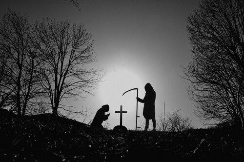 goran Derviš i smrt