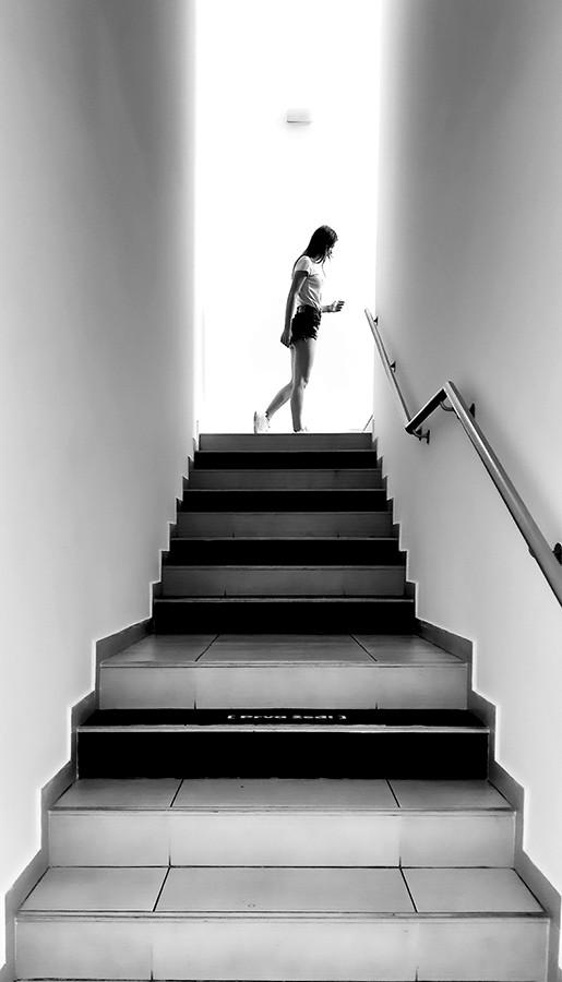 step by step …