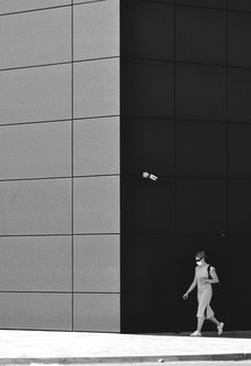 goran black and white …