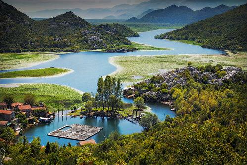 goranpopovic Karuč, Skadarsko jezero