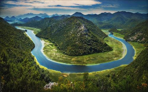 goranpopovic Skadarsko jezero, Rijeka Crnojevića, Pavlova strana