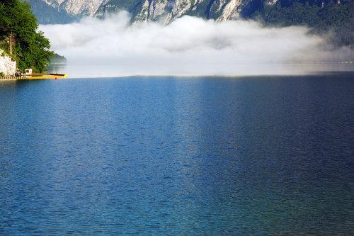 halex Magla na bohinjskom jezeru