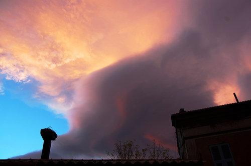 halex Oblak ili dim?