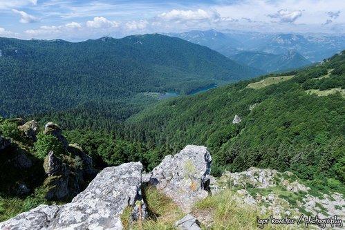 igorkonatar Biogradsko jezero... pogled sa vidikovca Bendovac