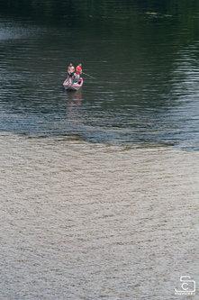 ivanilijevski pecam na Begeju a gledan na Tisu....Spoj dve reke