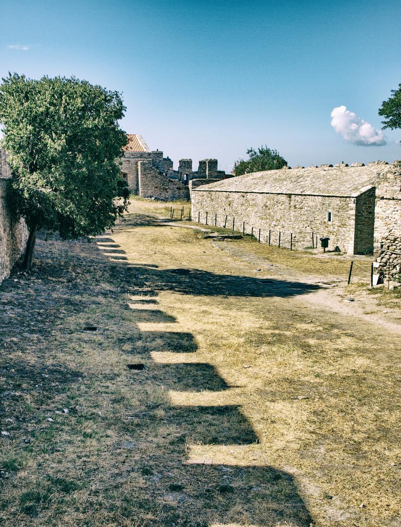 Tvrđava u Kavali